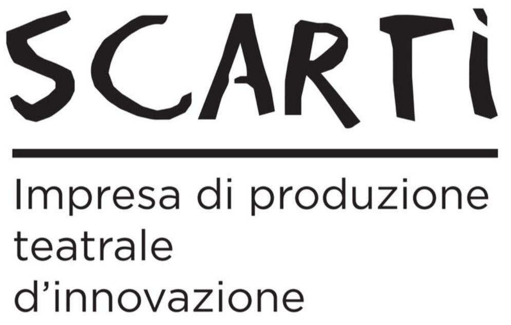scarti logo impresa di produzione teatrale d'innovazione